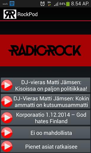 RockPod Plus