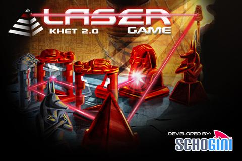KHET - screenshot