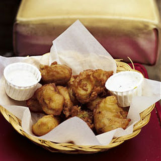 Deep-Fried Artichokes