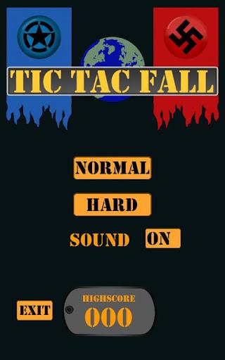 TicTacFall