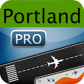Portland Airport + Tracker