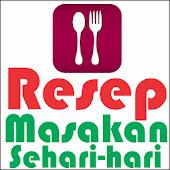 Resep Masakan Sehari hari