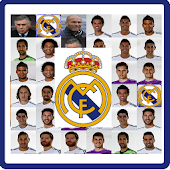 Real Madrid 2014 Memory Game