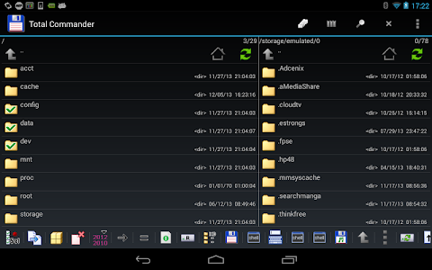 Total Commander - file manager v2.05 beta 4