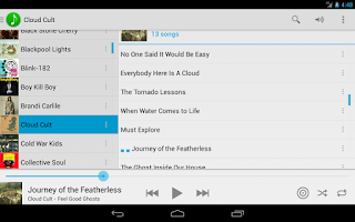 Screenshot of Retune (iTunes Remote)
