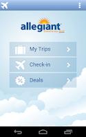 Screenshot of Allegiant2Go