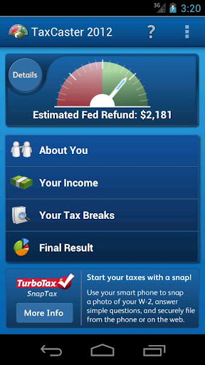 TaxCaster by TurboTax