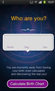 Horoscope - Birth Chart- screenshot thumbnail