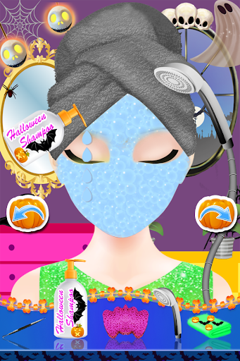 玩免費家庭片APP 下載萬聖節化妝水療中心及裝扮 app不用錢 硬是要APP