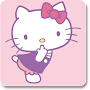 HELLO KITTY Theme129 APK icon