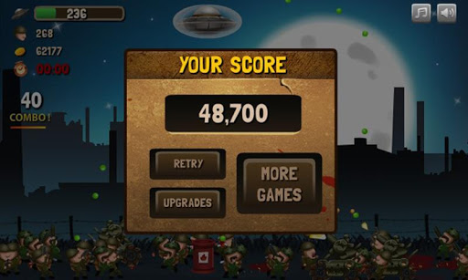 玩動作App 外部入侵:街機射擊遊戲免費 APP試玩