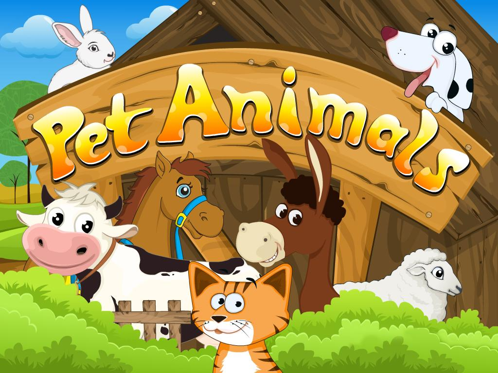 Pet Animals - screenshot