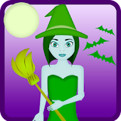 witch dress up games