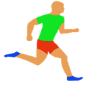 Running Clyde GPS Track icon