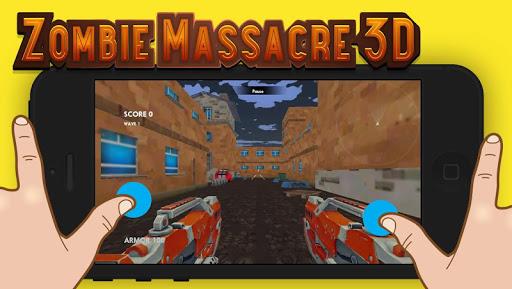 Zombies Massacre 3D