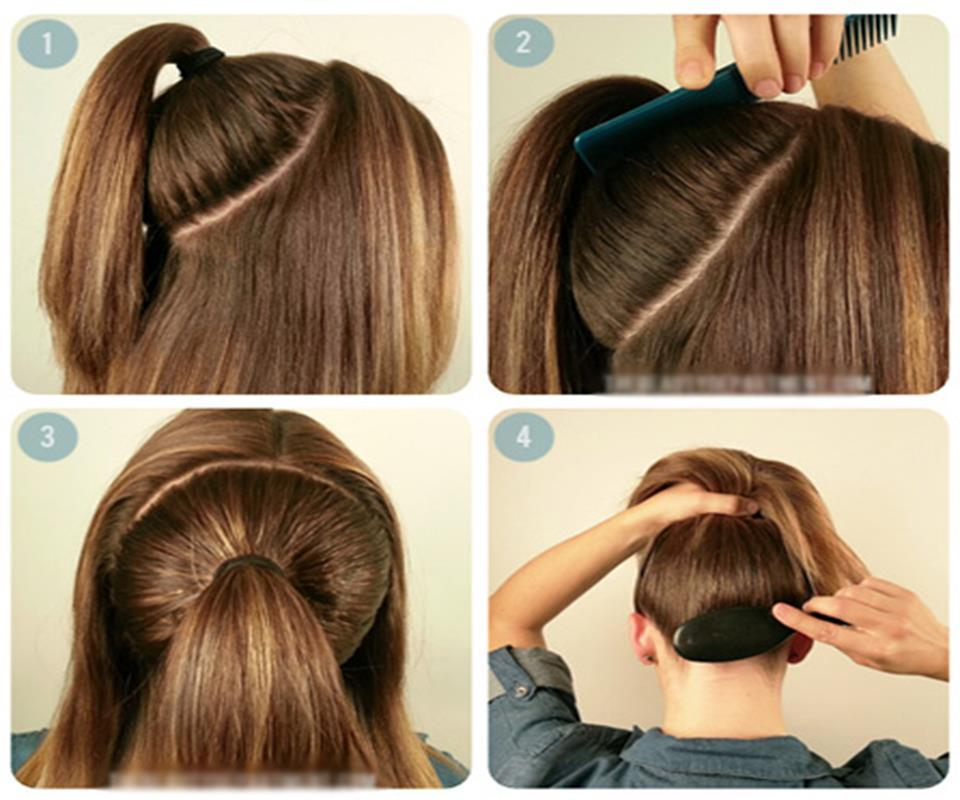 Do it yourself updos find your perfect hair style diy updos step by android s on google play solutioingenieria Gallery