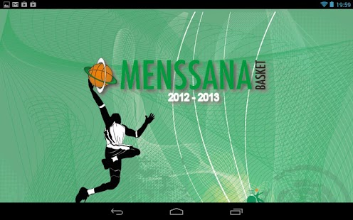 MensSana Basket 2012-2013- screenshot thumbnail