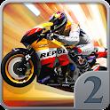 Crazy Moto Racing 2 icon