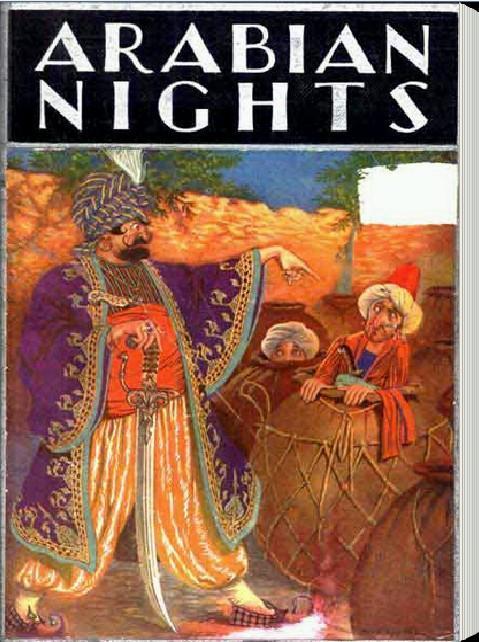 spiel arabian nights