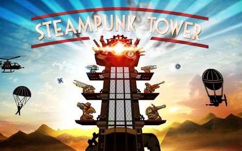 Steampunk Tower Screenshot 30