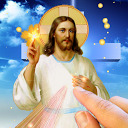 Jesus Touch mobile app icon