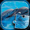 Delfin Puzzle Spiele