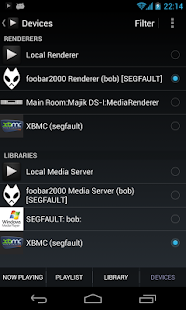 BubbleUPnP UPnP/DLNA License - screenshot thumbnail
