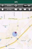 Screenshot of CERT, Emergency Responder App