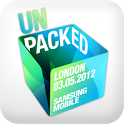 SAMSUNG mobile UNPACKED 2012 icon