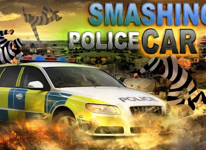 Smash Police Car - Outlaw Run v1.2