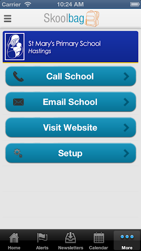 【免費教育App】St Mary's PS Hastings-APP點子