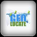 Social Geo Locate icon