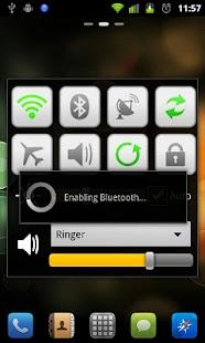 SwipeToggles - Donate - screenshot thumbnail