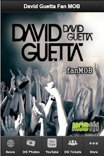 David Guetta Fan MOB - screenshot thumbnail