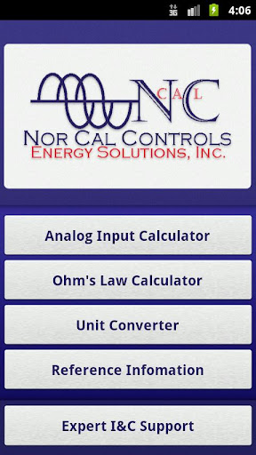 NorCal Field Calculator