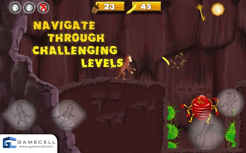 Pocket Monkey - Full Version - screenshot thumbnail