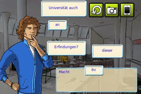 Sekreti i Diskut Qiellor- screenshot