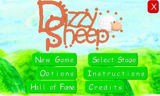 Dizzy Sheep