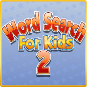 WordSearch for Kids 2