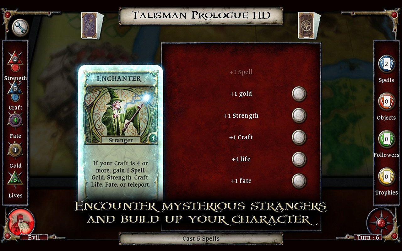 Talisman Prologue HD - screenshot