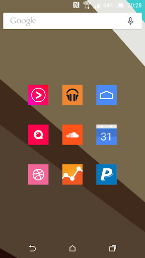 Square Icon Pack Free