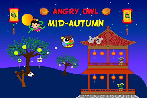Angry Owl Mid Autumn