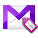 GMail Label Notifier + Widgets logo