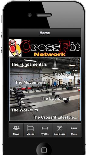 Crossfit Network