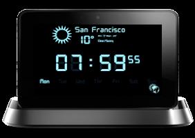 Screenshot of Digital Alarm Clock