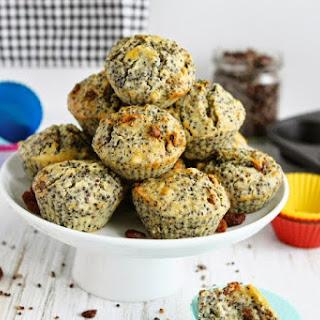 Black Quinoa Spelt Muffins