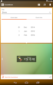 Countdown Days - App & Widget v2.5