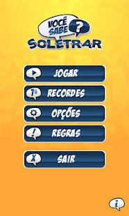 Soletrar- screenshot thumbnail