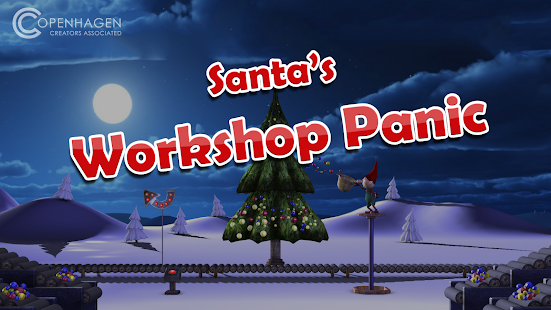 Santa's Workshop Panic