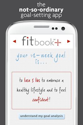 fitbook+ lite - screenshot